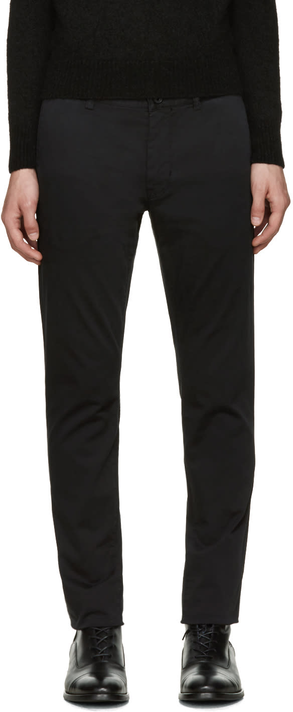 Tiger Of Sweden Black Transit Trousers