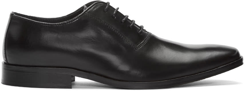 Tiger Of Sweden Black David 01 Oxfords
