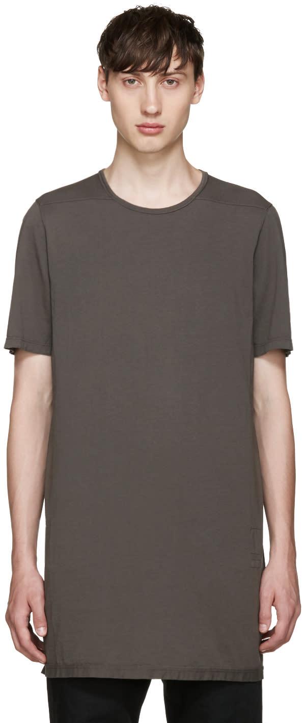 Rick Owens Drkshdw Grey Level T-shirt