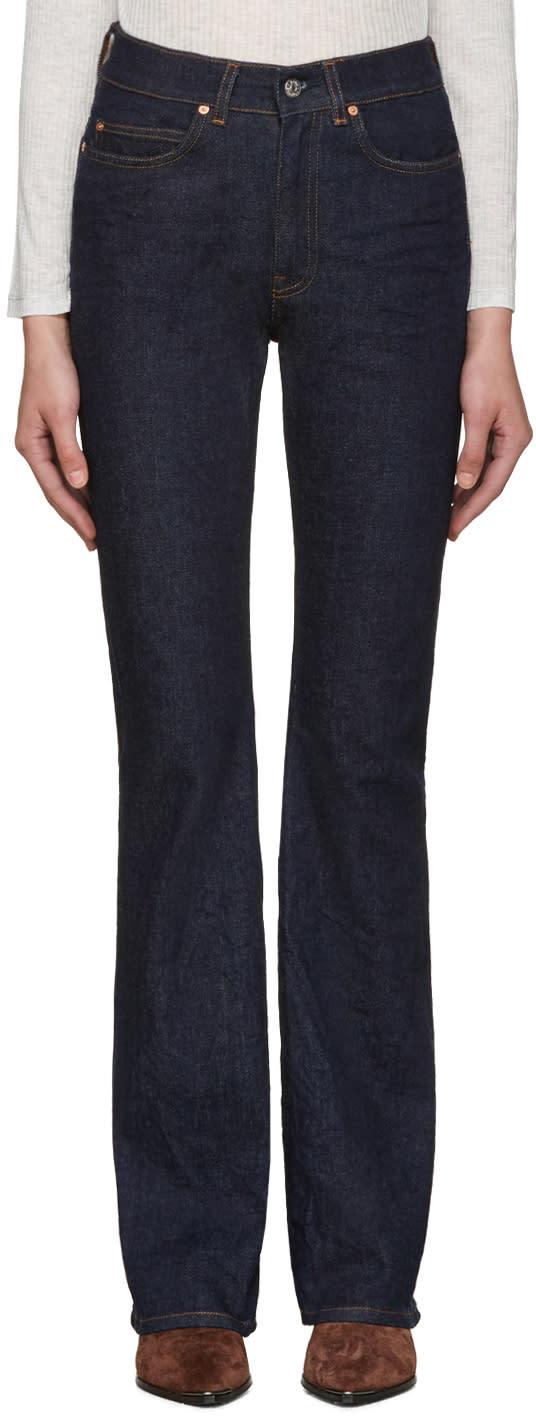 Acne Studios Indigo Lita Jeans