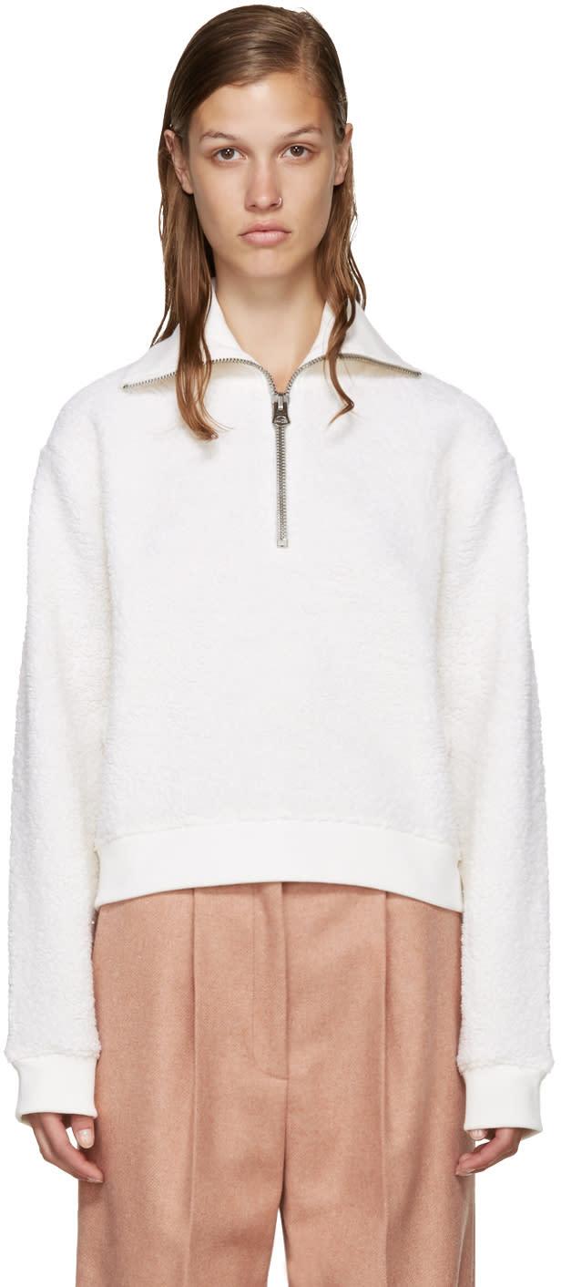 Acne Studios Off-white Branca Pullover