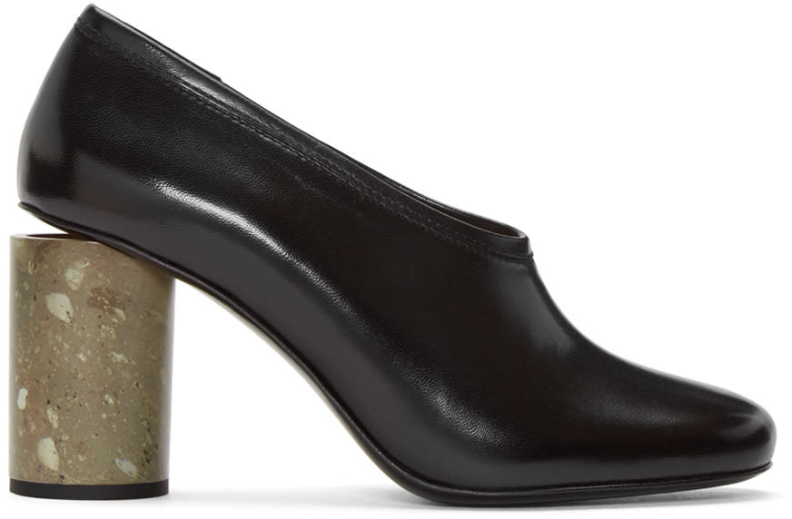 Acne Studios Black Amy Heels