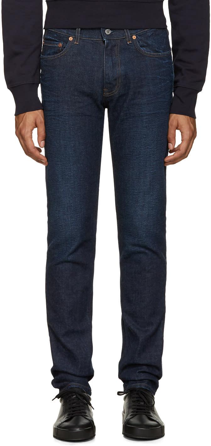 Acne Studios Indigo Ace Jeans