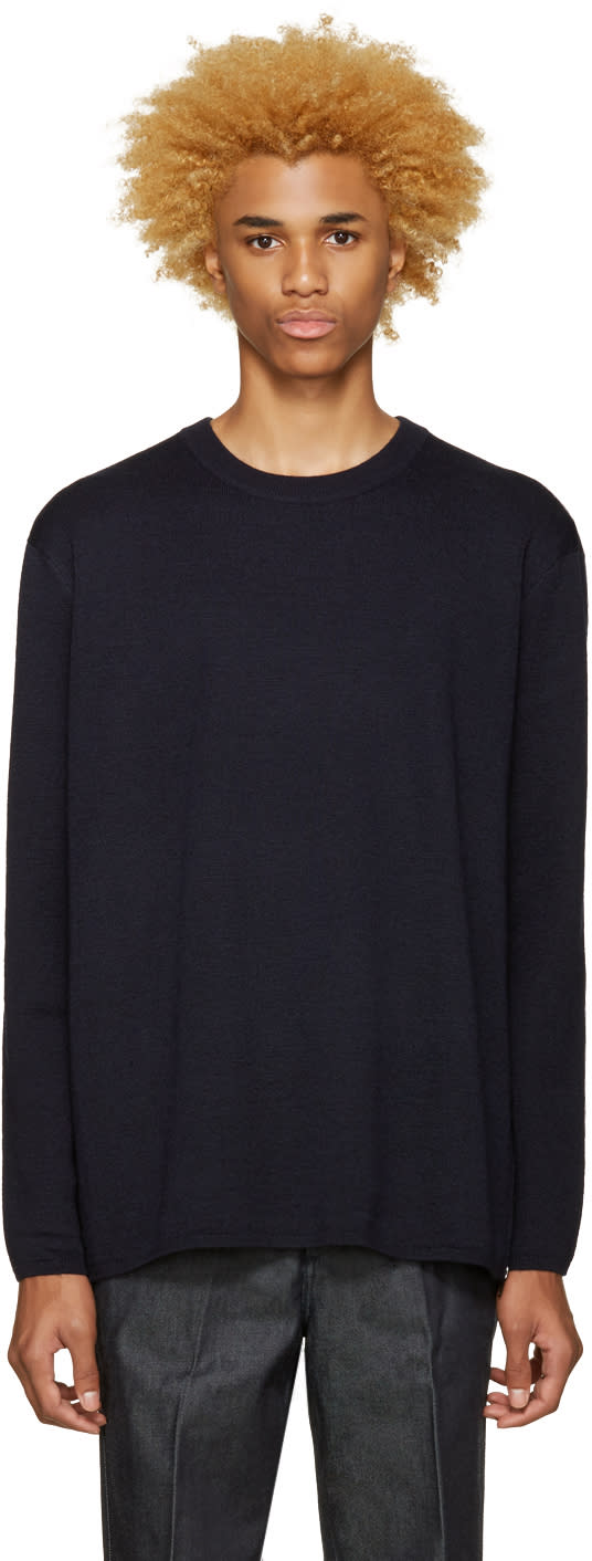Acne Studios Blue Misha Sweater