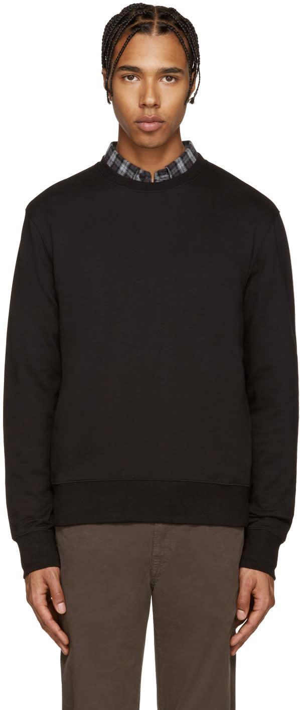 Acne Studios Black Casey Sweatshirt