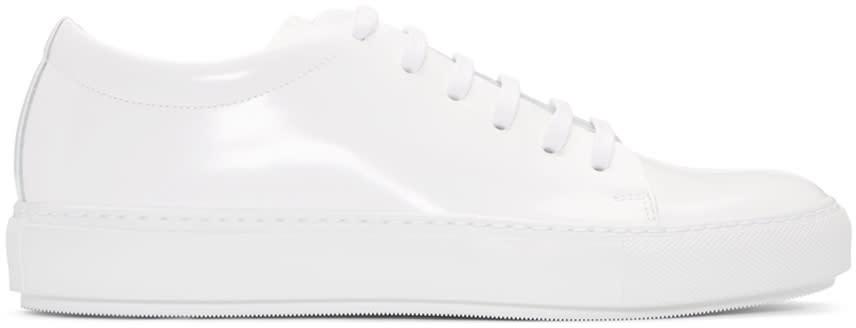 Acne Studios White Adrian Sneakers