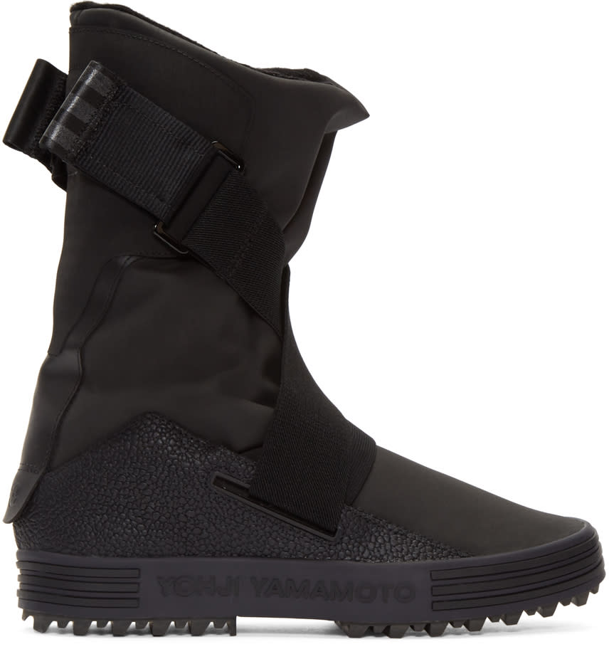 Y-3-Black-Sno-Foxing-Boots