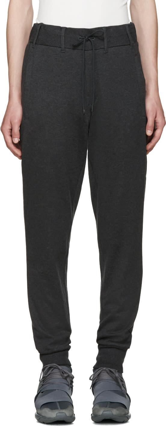 Y-3 Grey M Cl Ft Lounge Pants