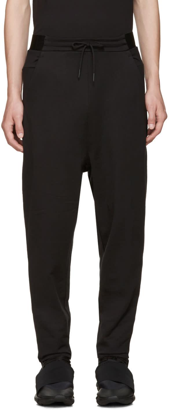 Y-3 Black 3s Ft Lounge Pants