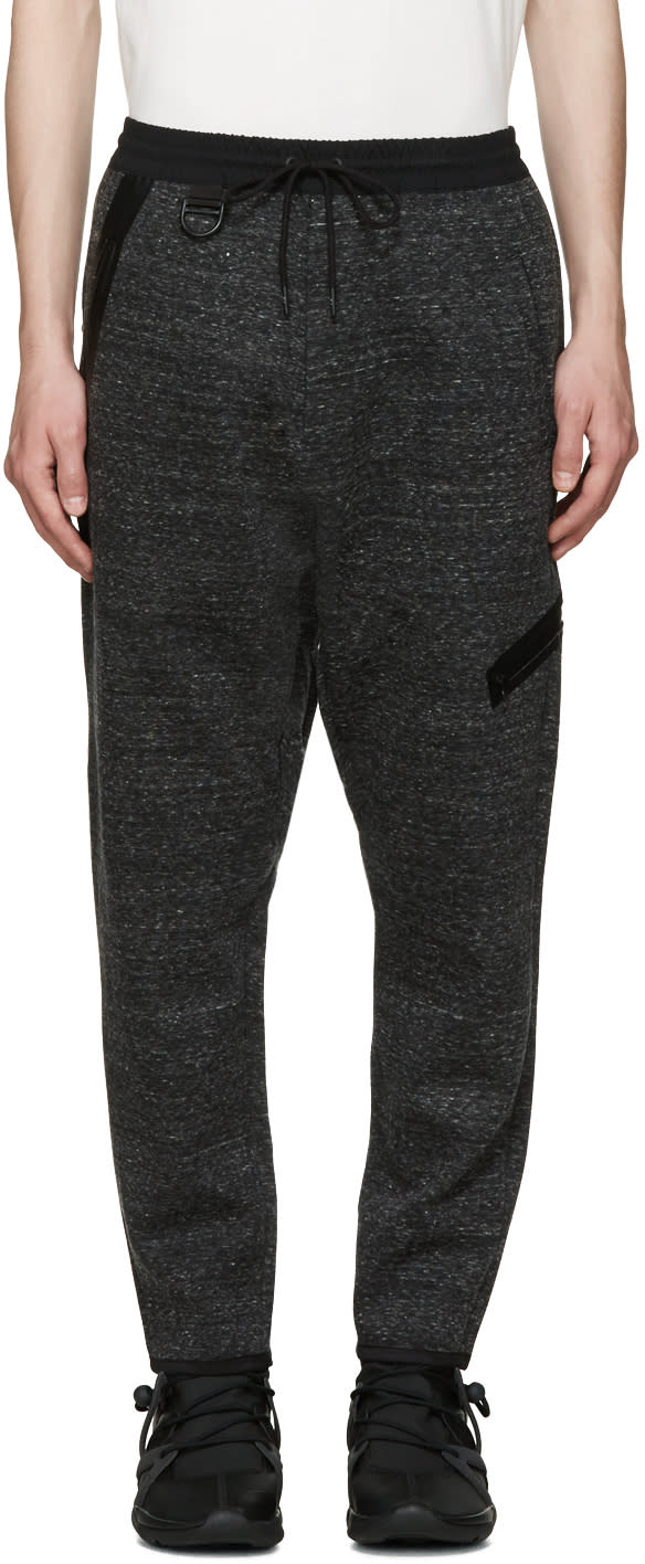 Y-3 Grey Future Sp Lounge Pants