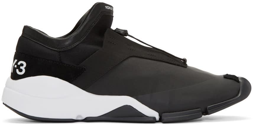 Y-3 Black Future Sneakers