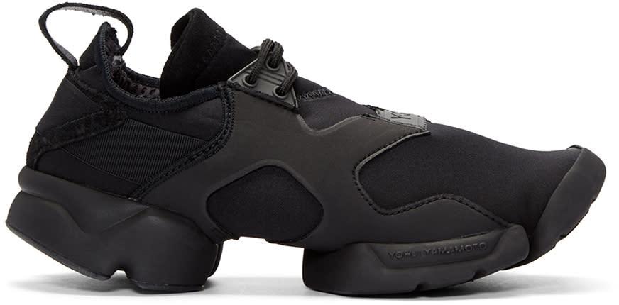 Y-3 Black Khona Sneakers