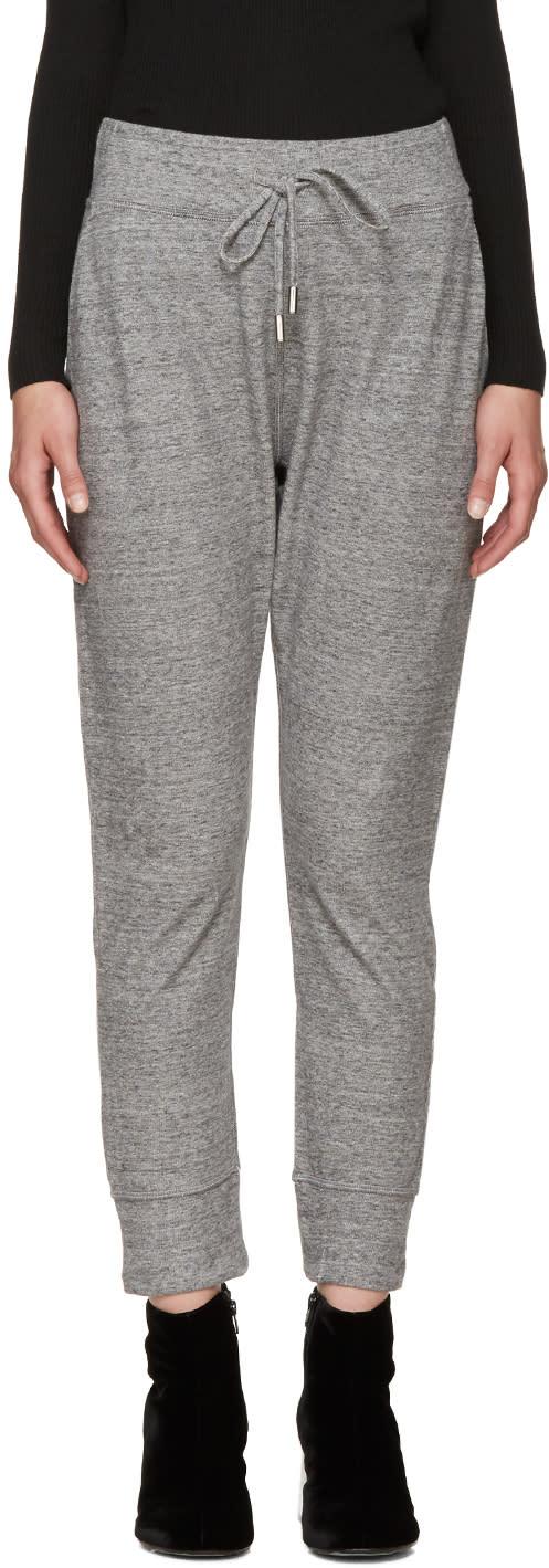 Dsquared2 Grey Basic Lounge Pants