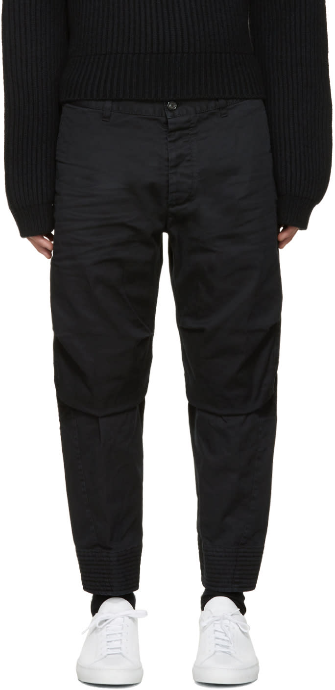 Dsquared2 Black Tizzy Chinos
