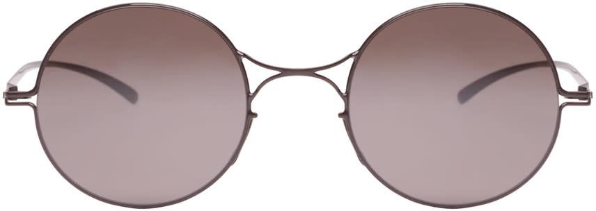 Maison Margiela Grey Mykita Edition Mmesse002 Sunglasses