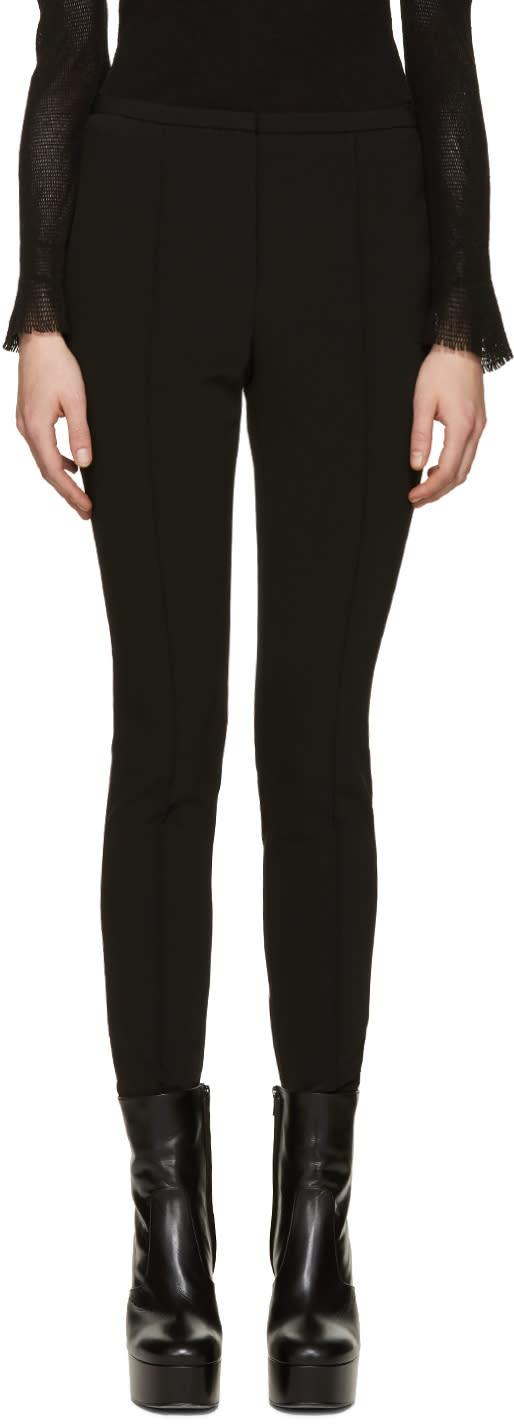 Alexander Wang Black Skinny Trousers