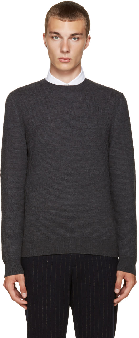 A.p.c. Grey Shore Sweater