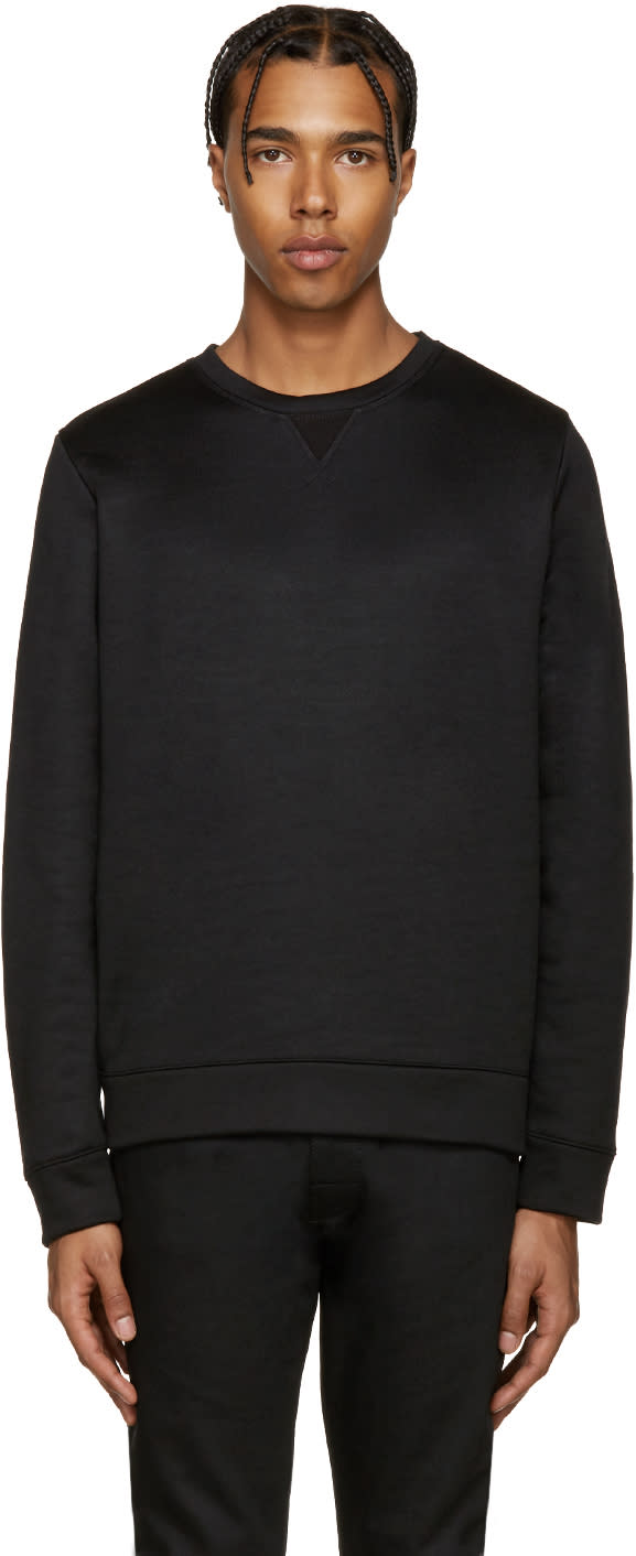 A.p.c. Black 70 Pullover