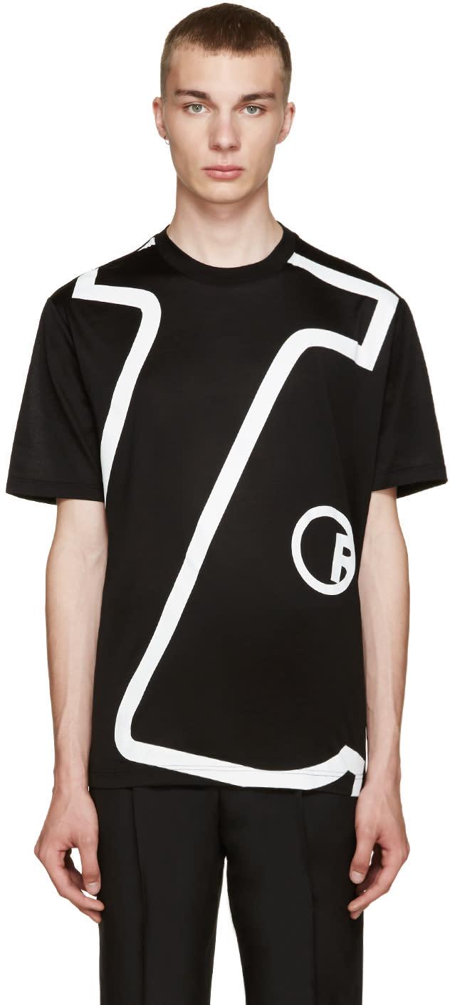 Lanvin Black l T-shirt