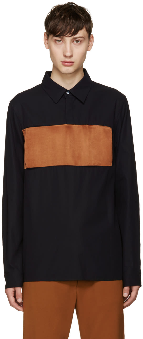 Opening Ceremony Black Lincoln Shirt