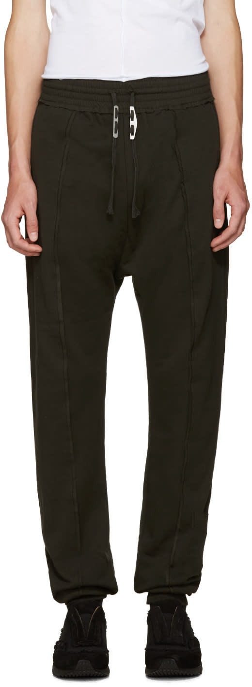 Damir Doma Green Pascal Lounge Pants
