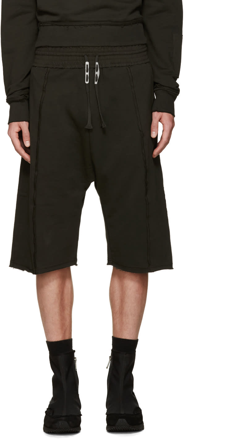 Damir Doma Green Large Parni Shorts