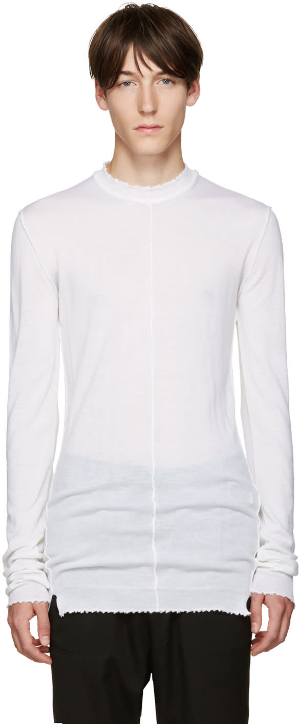 Damir Doma Off-white Kidman Sweater