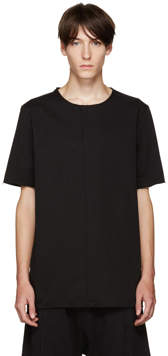 Damir Doma Black Twain T-shirt