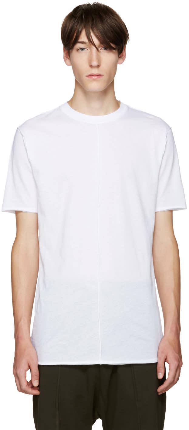 Damir Doma White Tarantino T-shirt