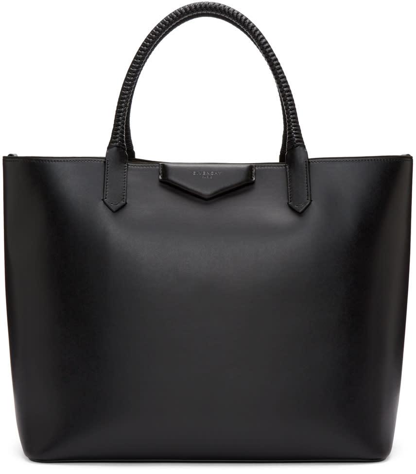 Givenchy Black Large Antigona Tote