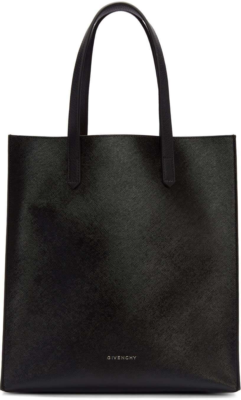 Givenchy Black Canvas Medium Tote