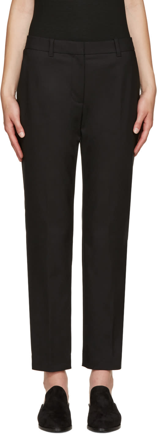3.1 Phillip Lim Black Pencil Trousers
