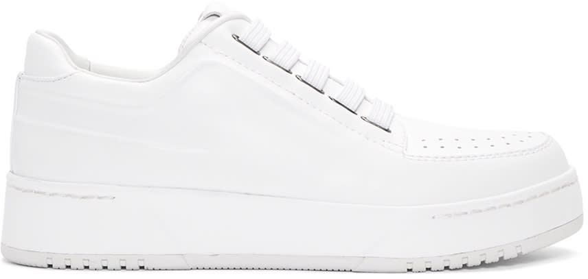 3.1 Phillip Lim White Pl31 Sneakers