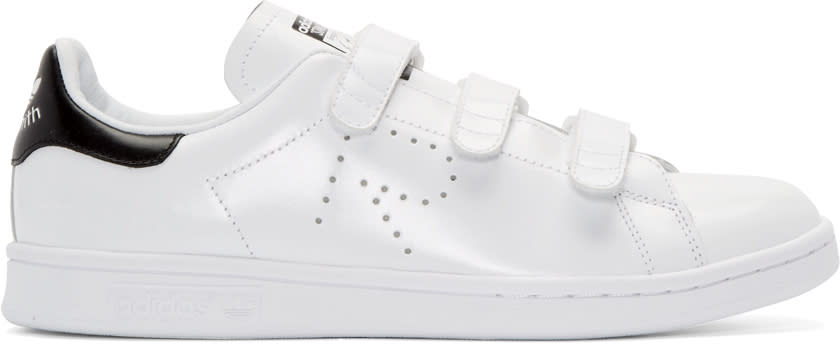 Raf-Simons-White-Adidas-Edition-Stan-Smith-Comfort-Sneakers