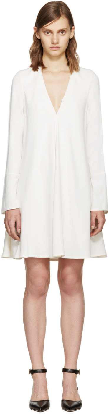 Proenza Schouler Off-white Crepe Dress