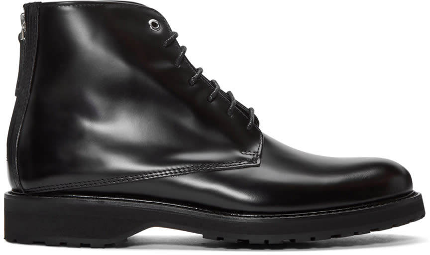 Want Les Essentiels Black Montoro High Boots