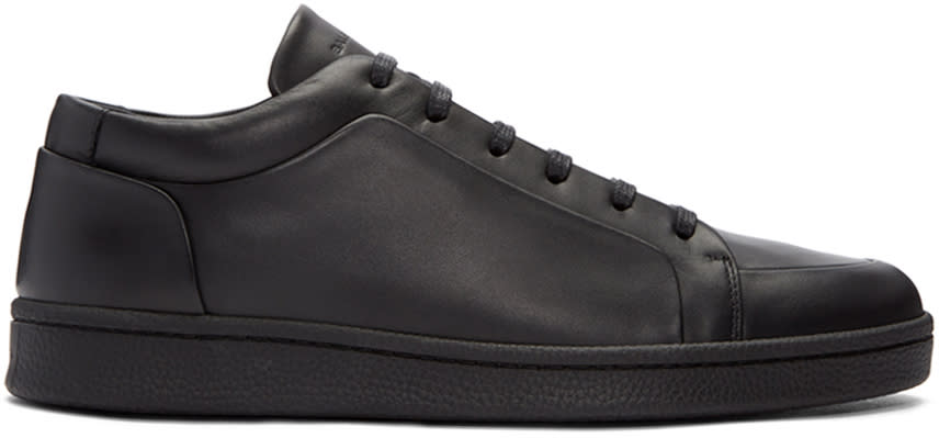 Balenciaga Black Urban Sneakers