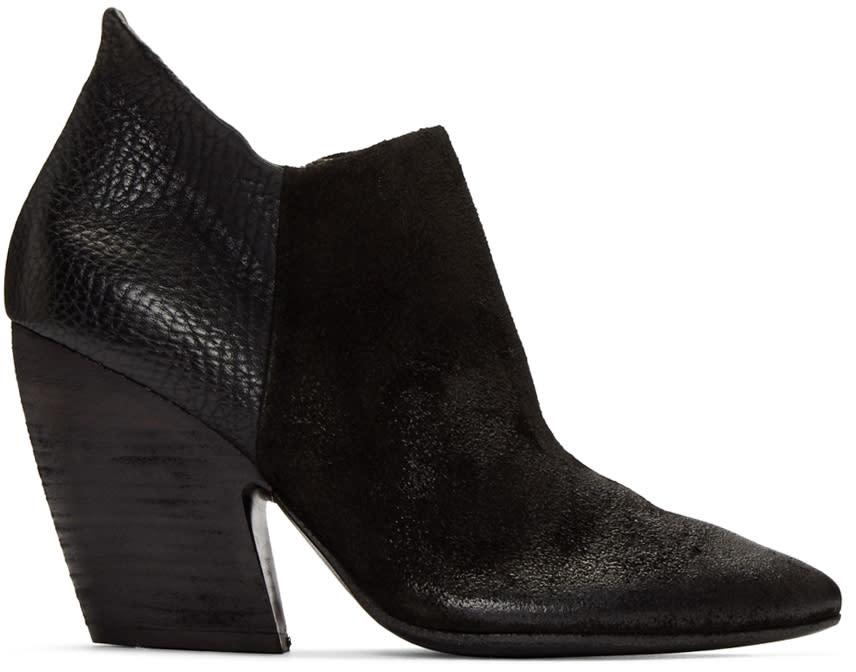Marsell Black Sunetta Cunetta Boots