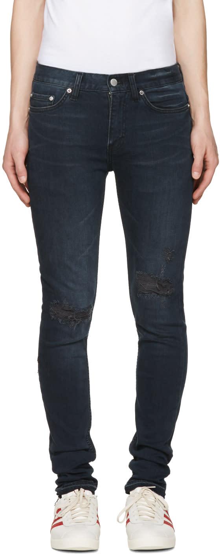 Blk Dnm Indigo 25 Jeans