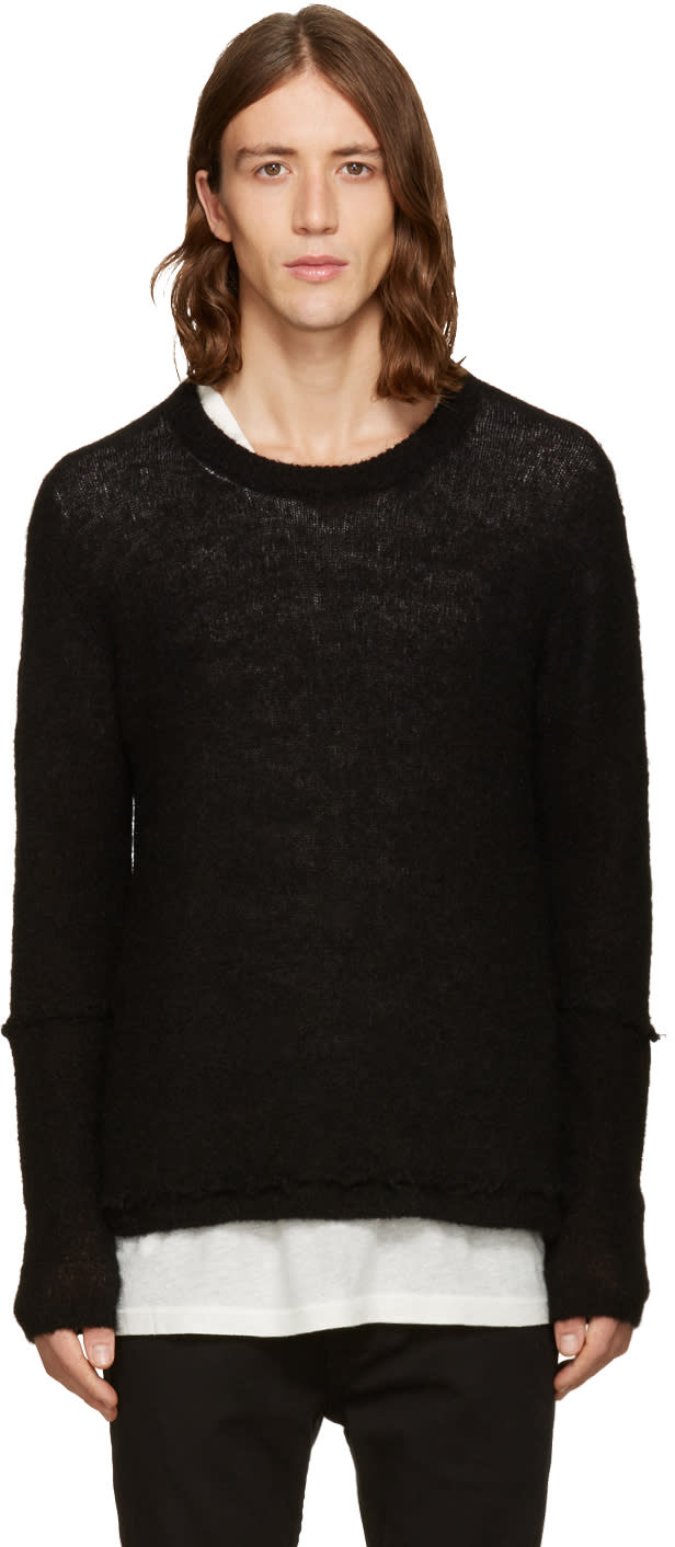 Blk Dnm Black 40 Sweater