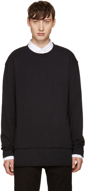 Blk Dnm Black 75 Pullover