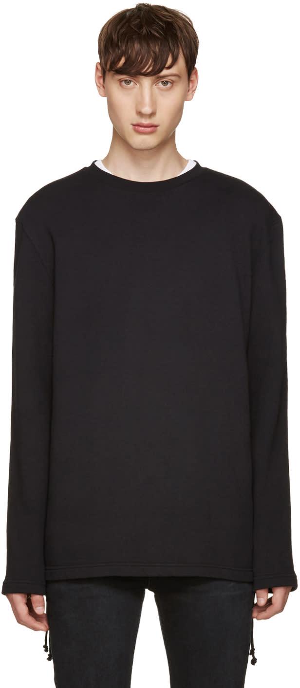 Blk Dnm Black 90 Pullover