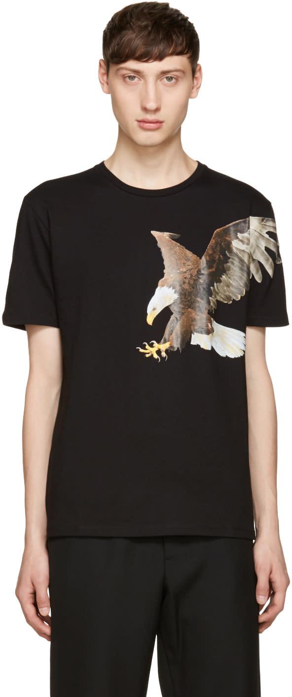 Neil Barrett Black Eagle T-shirt