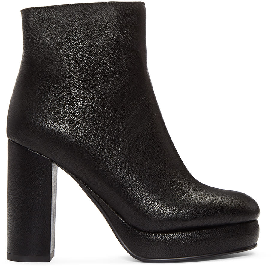 See By Chloe Black Lisa Boots