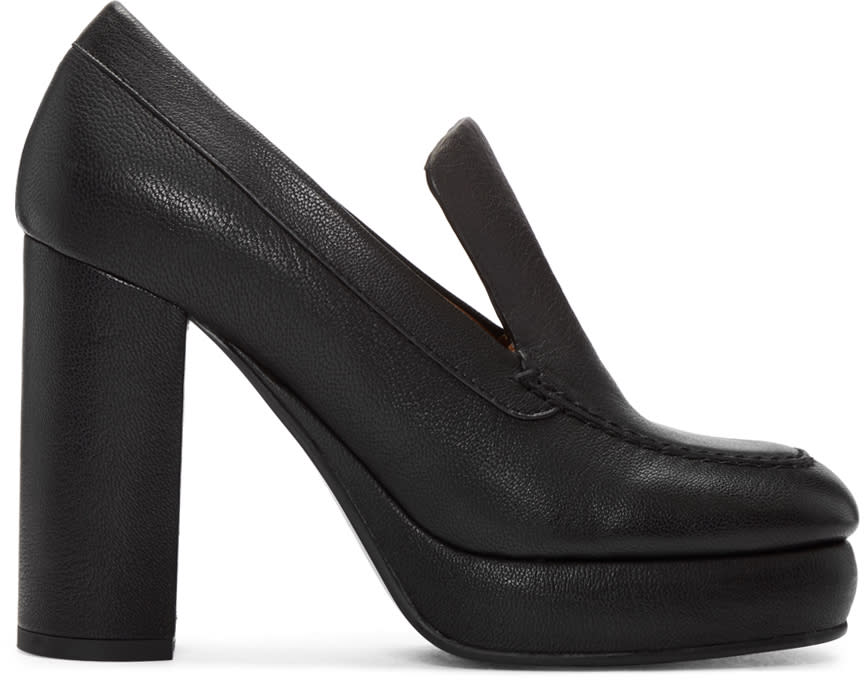 See By Chloe Black Lisa Heels