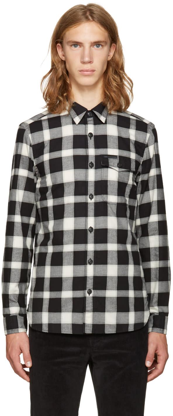 Burberry Black Lewisham Shirt