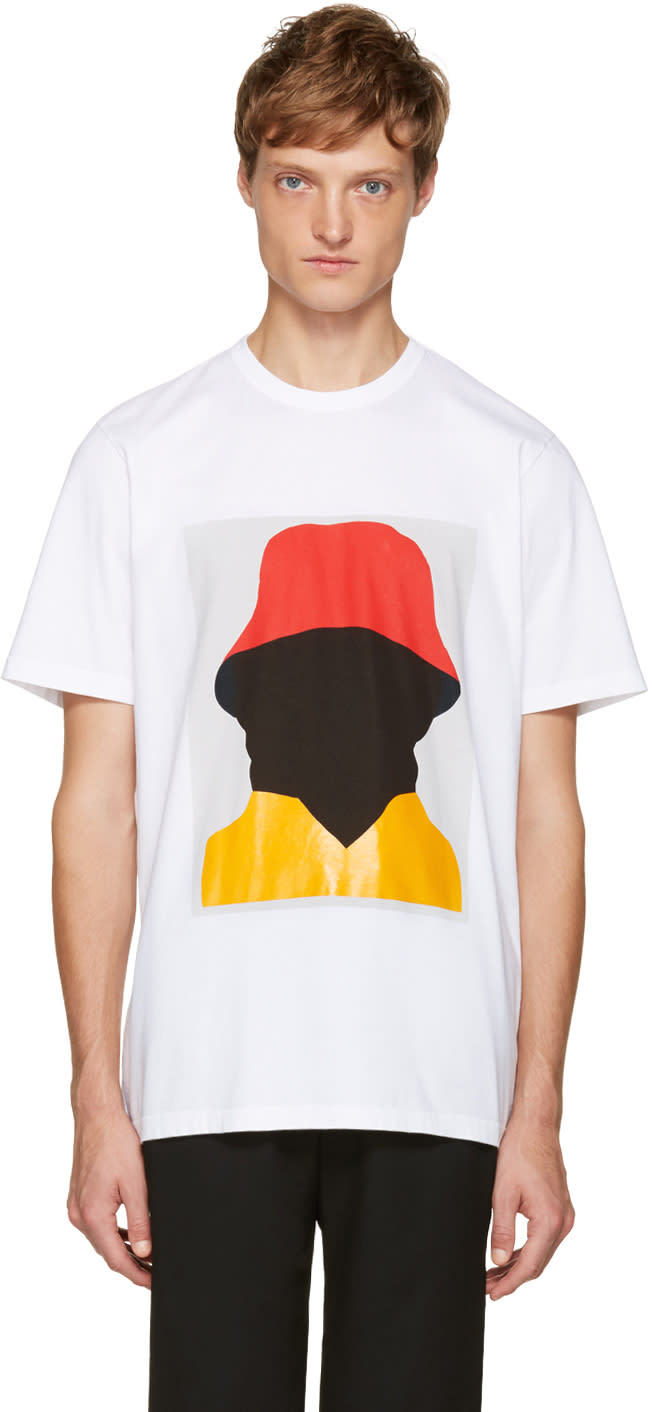 Marni White Ekta Edition T-shirt
