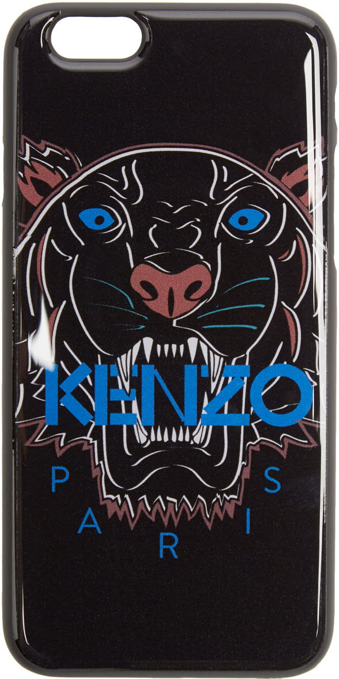 Kenzo Black Tiger Iphone 6 Case