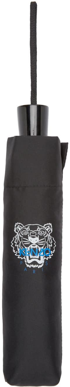 Kenzo Black Tiger Umbrella