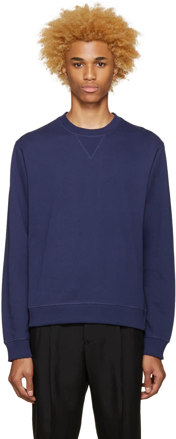 Kenzo Blue Logo Pullover